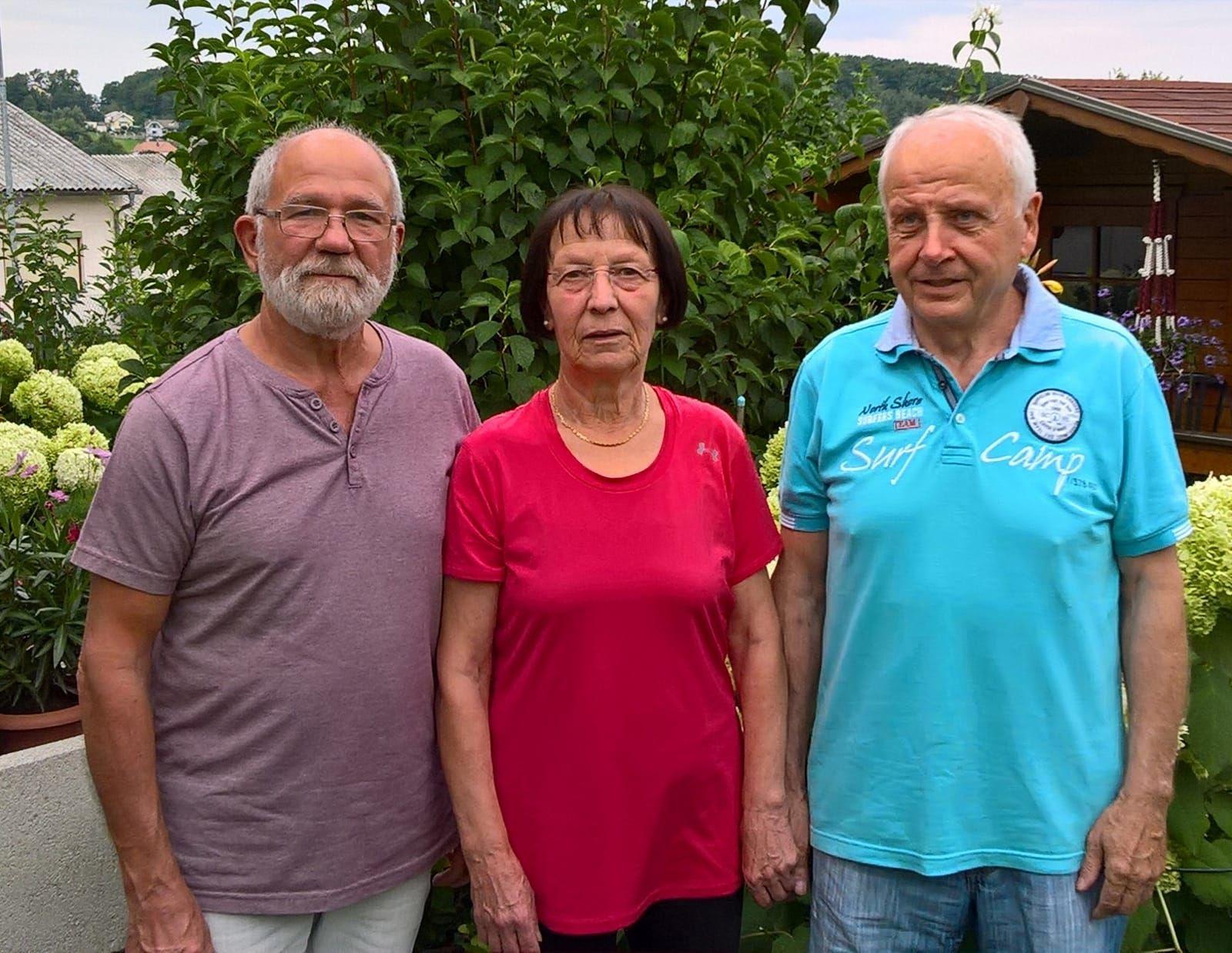 Pinter Goldene Hochzeit Pensionistenverband Burgenland